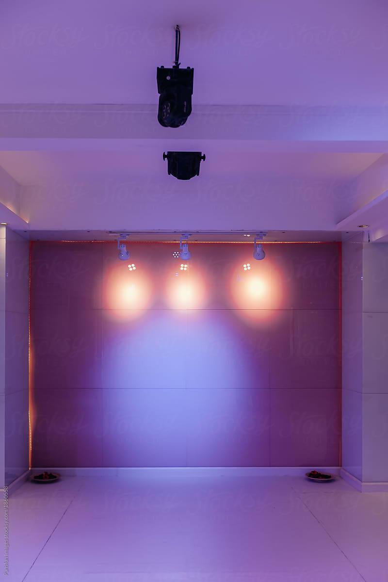 Empty Dance Practice Room By Pansfun Images Dance Room Stocksy United