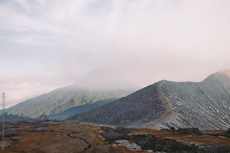 Rim of Ijen by Matt Lief Anderson for Stocksy United