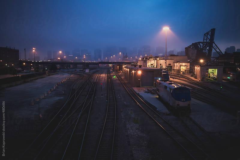 Lonely Tracks by Brian Koprowski for Stocksy United