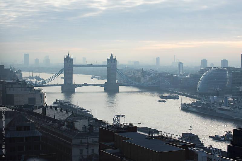 Tower Bridge. London. UK by Hugh Sitton for Stocksy United