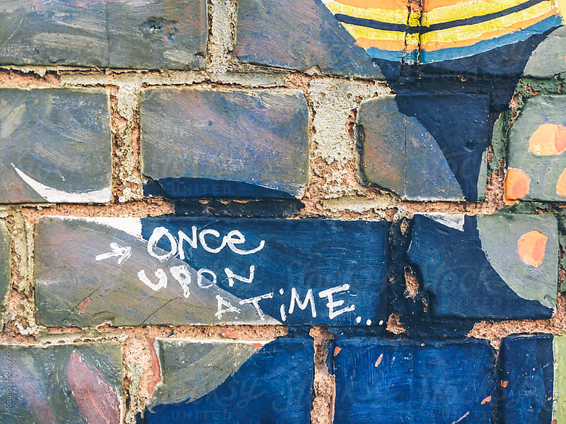 Once Upon A Time Graffiti by Mosuno for Stocksy United