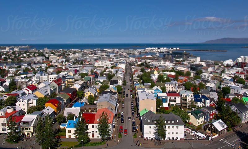 Reykjavik by Travelpix for Stocksy United