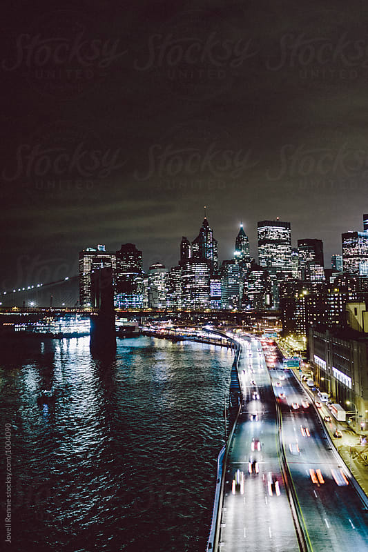 New York City by Jovell Rennie for Stocksy United