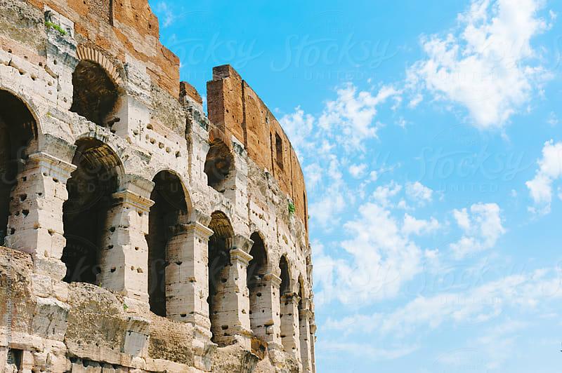 Colosseum by Jen Grantham for Stocksy United