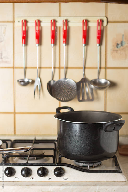 Cookware by Milena Milani for Stocksy United