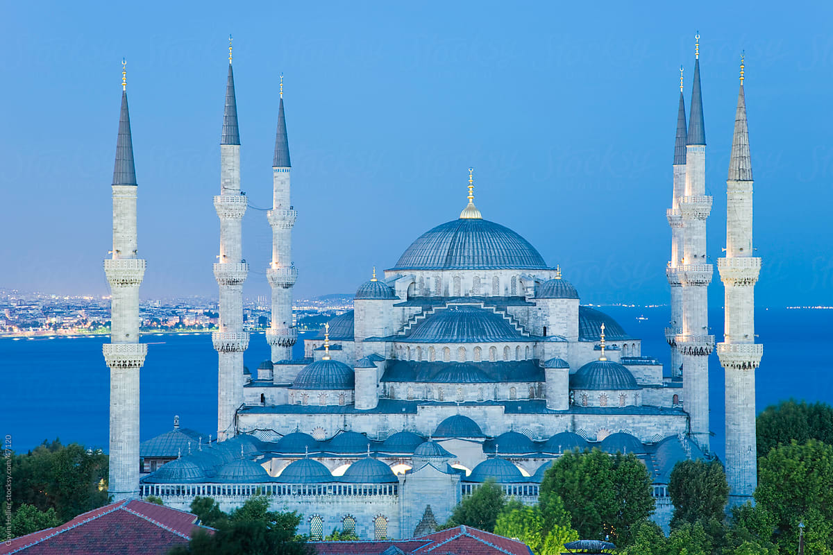 Image result for the Blue Mosque