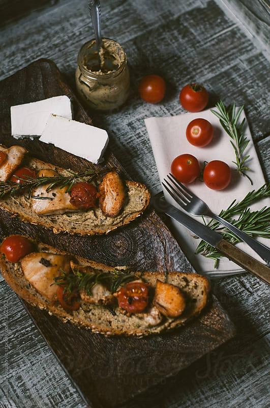 Fresh homemade breakfast by Brkati Krokodil for Stocksy United