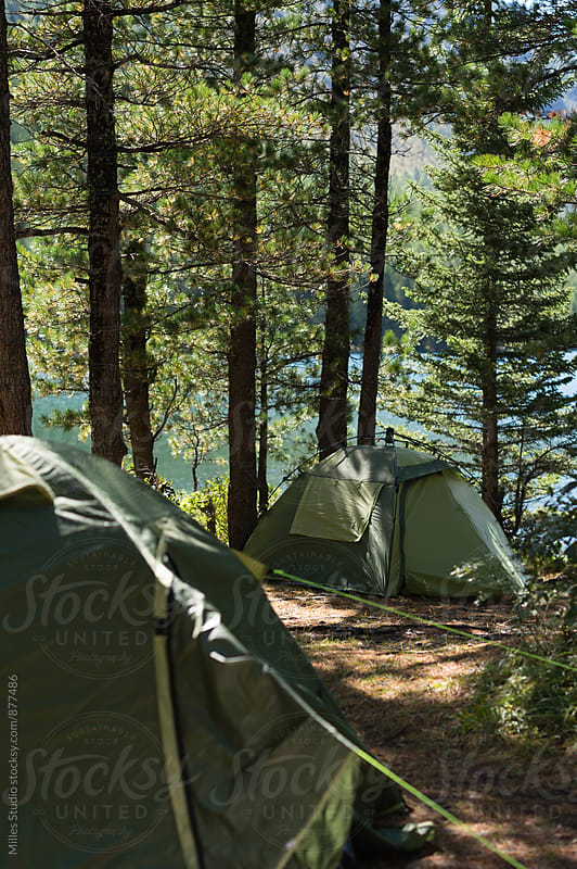 Tents  by Milles Studio for Stocksy United