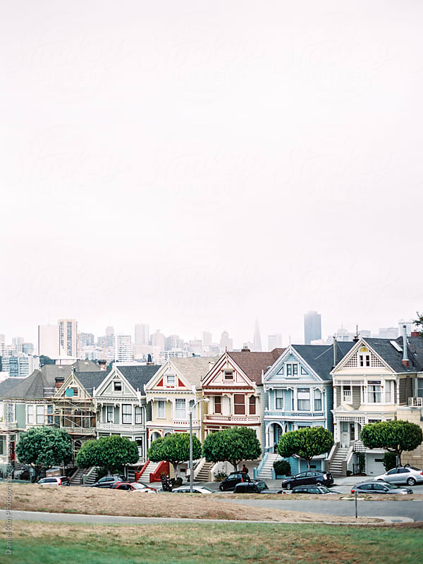 San Francisco homes by Daniel Kim Photography for Stocksy United