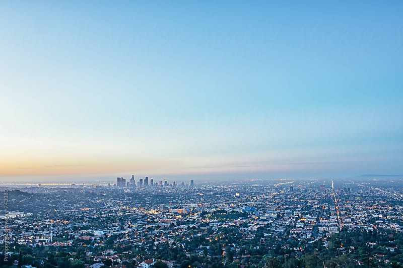 Los Angeles by Preappy for Stocksy United