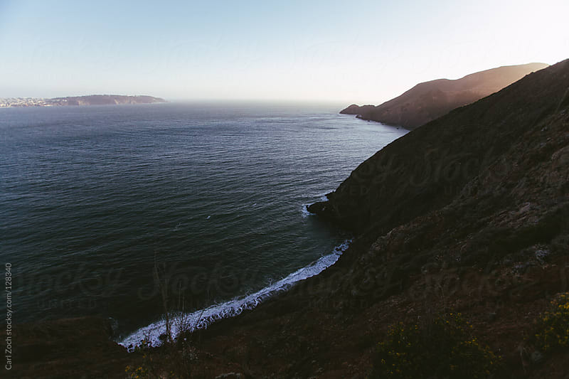 San Francisco Bay by Carl Zoch for Stocksy United