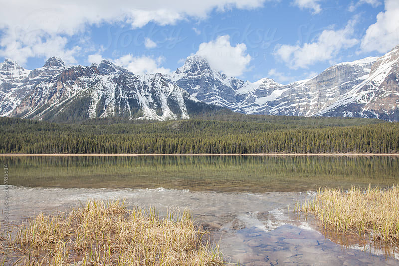 Mountains by Michael Overbeck Photography for Stocksy United