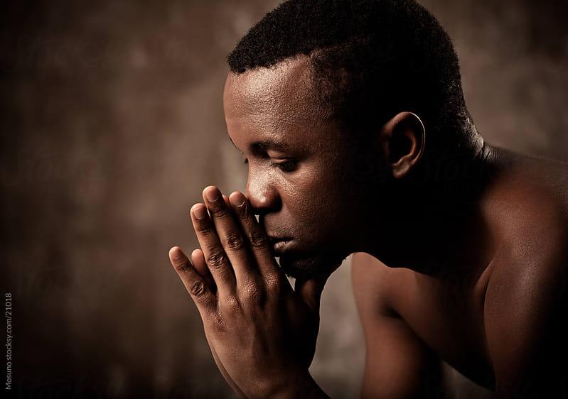 Prayer by Mosuno for Stocksy United