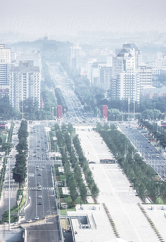 Northern Beijing by Helen Sotiriadis for Stocksy United