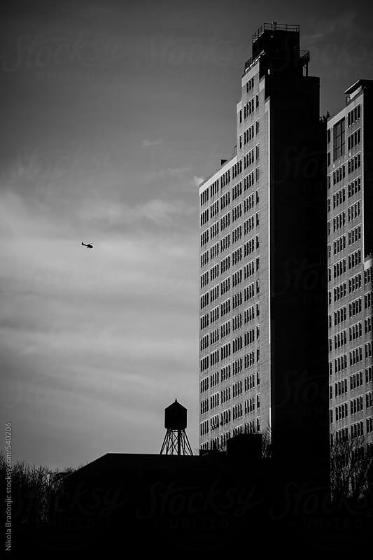 Gotham city by Nikola Bradonjic for Stocksy United