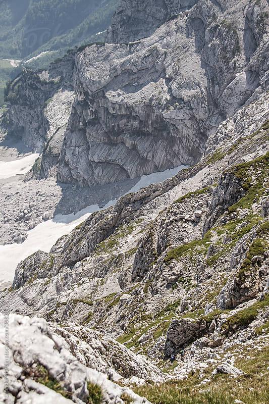 Austrian alpine landscape by Leander Nardin for Stocksy United