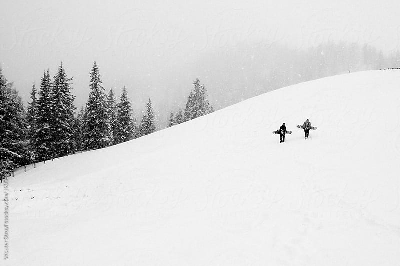 hike by Wouter Struyf for Stocksy United