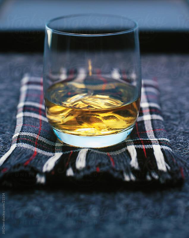 Scotch on Rocks by Jill Chen for Stocksy United