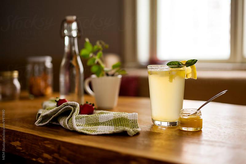 lemonade by MEM Studio for Stocksy United