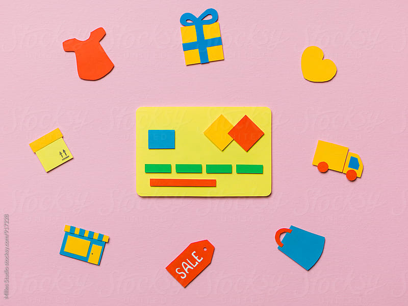 Credit Card by Milles Studio for Stocksy United