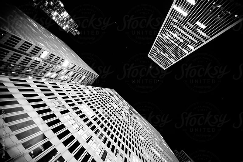 San Francisco architecture cityscape by Thomas Hawk for Stocksy United