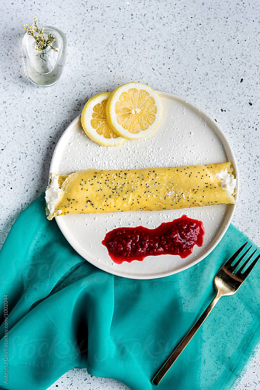 Crepes by Aubrie LeGault for Stocksy United