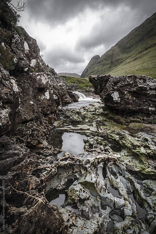 Rannoch Moor by Leander Nardin for Stocksy United
