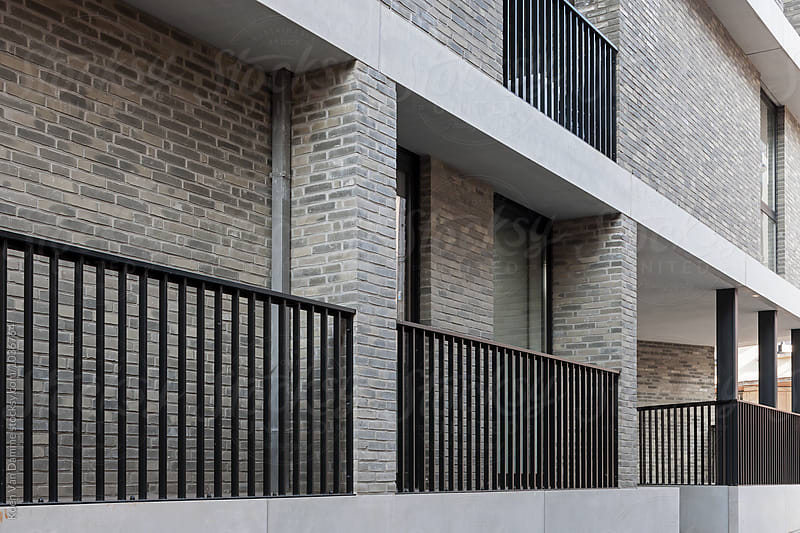 Balconies by Koen Van Damme for Stocksy United