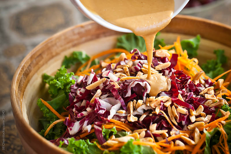 Ginger Miso Dressing by Jill Chen for Stocksy United