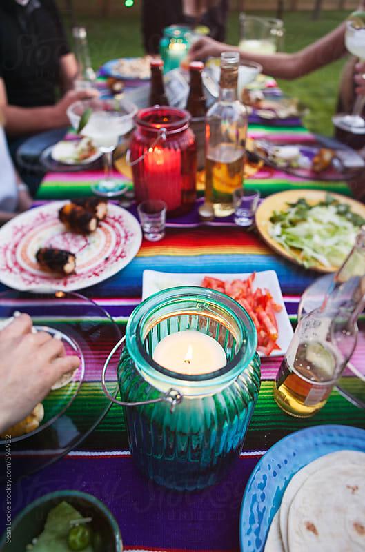 stock photo: cinco de mayo table