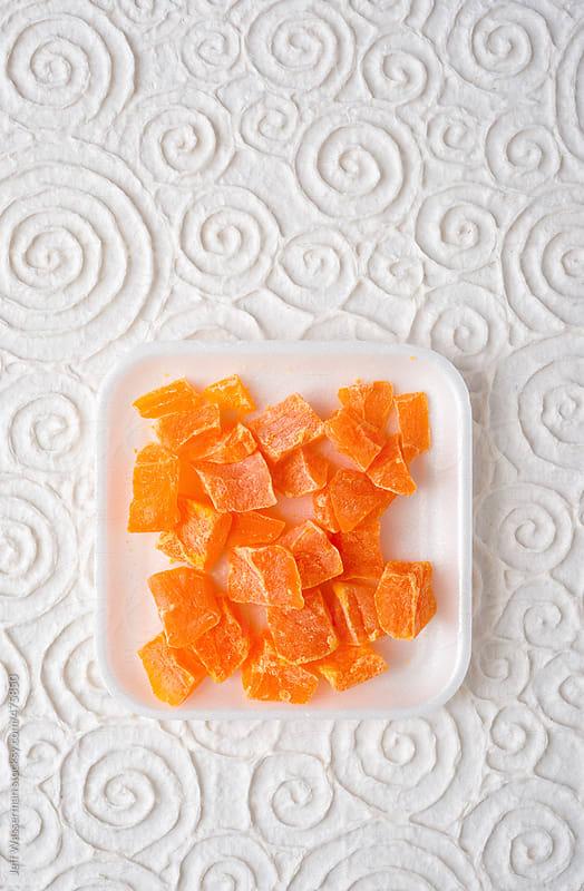 Dried Papaya by Studio Six for Stocksy United