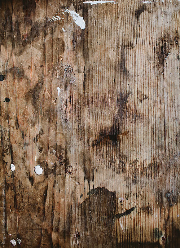 old wood texture by Sergey Filimonov for Stocksy United