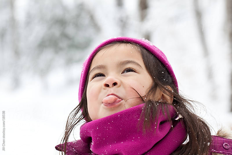 Winter Fun by Jill Chen for Stocksy United