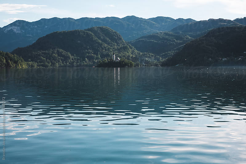 Bled Lake, Slovenia by Branislav Jovanović for Stocksy United