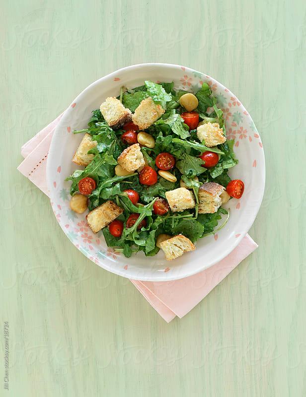 Italian Salad by Jill Chen for Stocksy United
