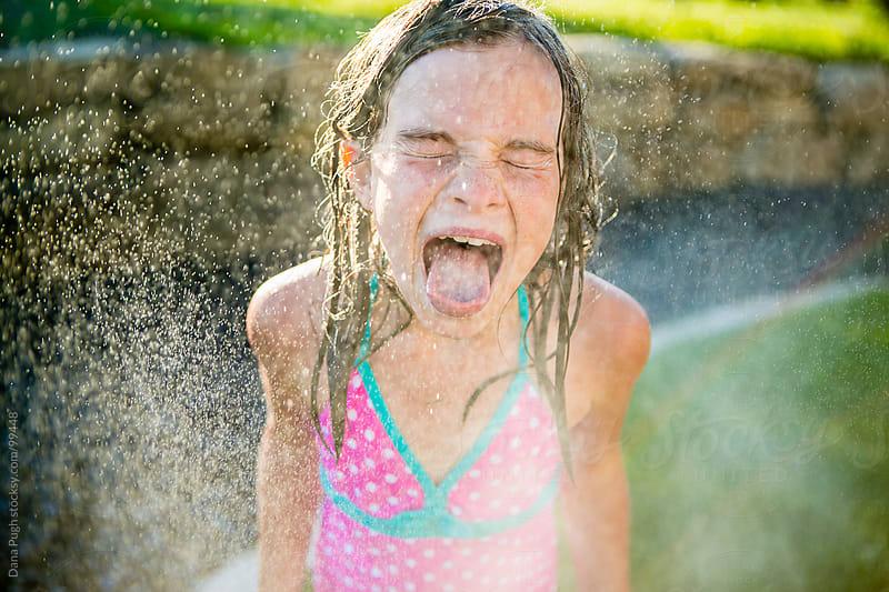 summertime girl by Dana Pugh for Stocksy United