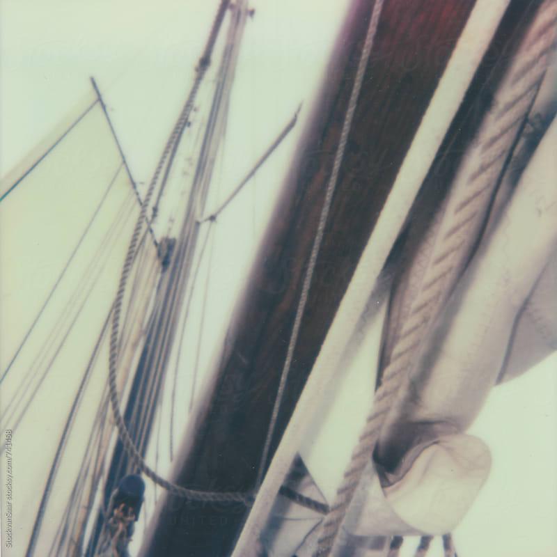 Sailing. by StockvanSaar for Stocksy United