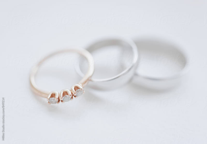Wedding Rings by Milles Studio for Stocksy United