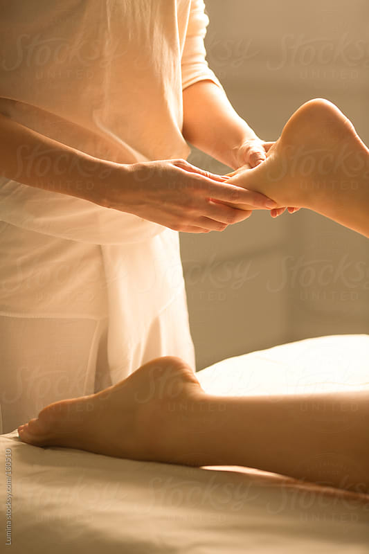 Foot Massage by Lumina for Stocksy United