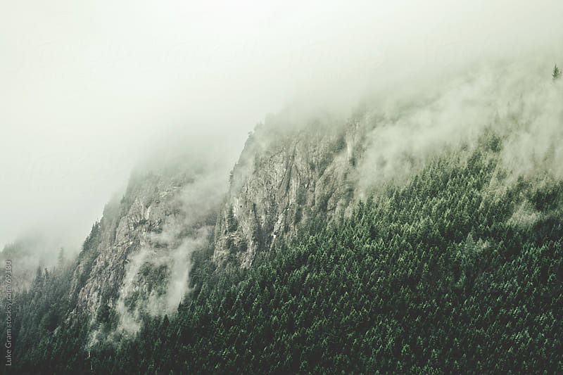 Mount Si by Luke Gram for Stocksy United