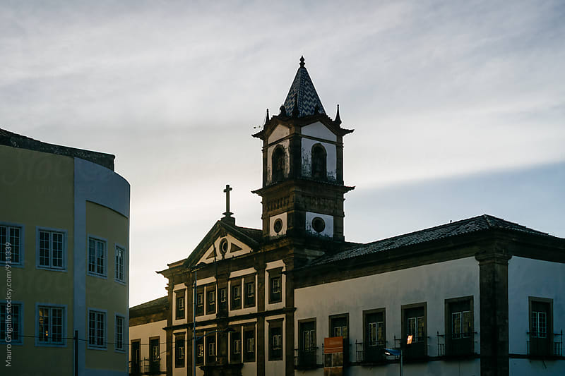 Church in Salvador De Bahia. Brazil. by Mauro Grigollo for Stocksy United