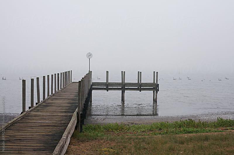 pier by Natalie JEFFCOTT for Stocksy United