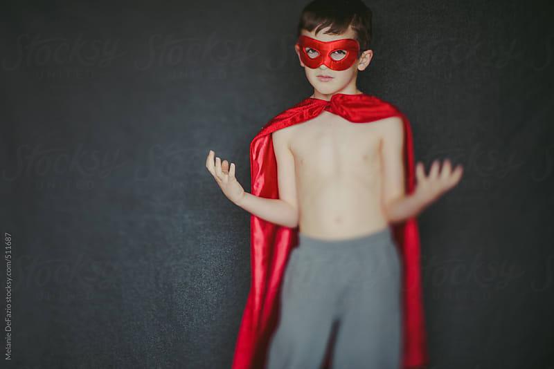 superhero by Melanie DeFazio for Stocksy United