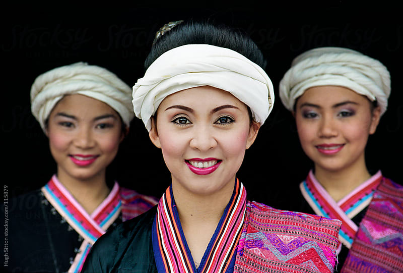 Traditional Thai Dancers by Hugh Sitton for Stocksy United