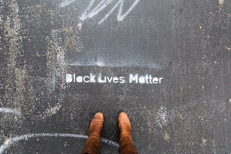 Black Lives Matter by Holly Clark for Stocksy United