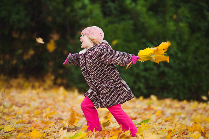 Joyful autumn days. by Cherish Bryck for Stocksy United