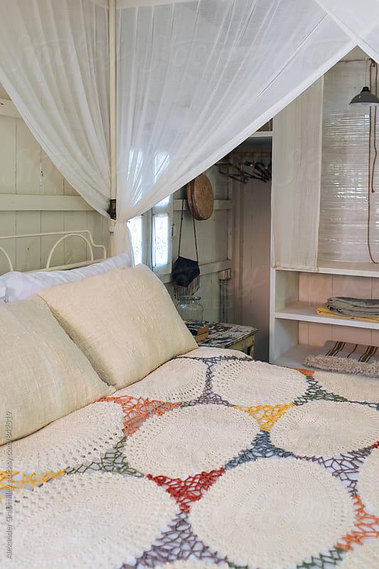 Bedroom  by Alexander Grabchilev for Stocksy United