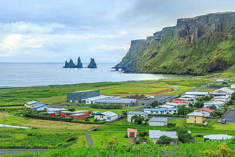 Vik. Iceland. by John White for Stocksy United