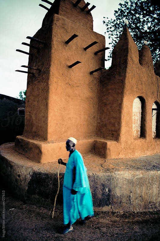 Travels through Mali. West Africa by Hugh Sitton for Stocksy United
