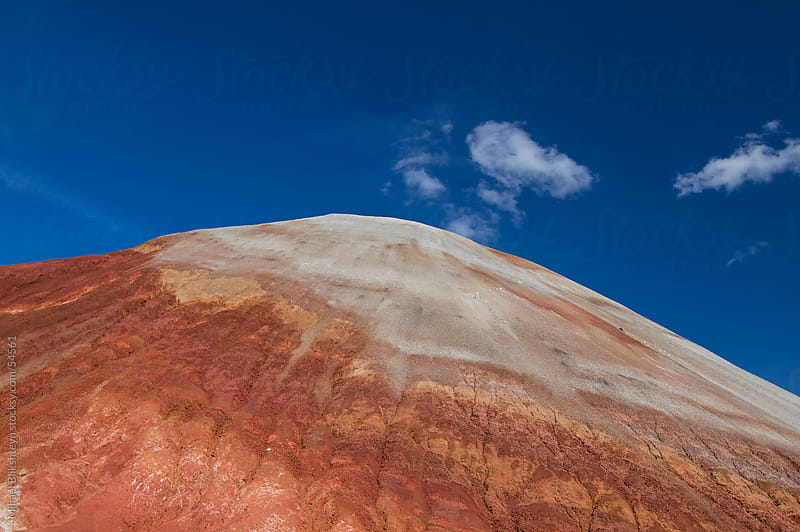 Painted Hills, Oregon, USA by Mihael Blikshteyn for Stocksy United
